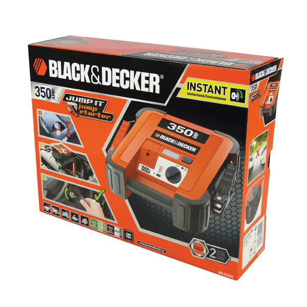 BDJS350 Starthjälp Black&Decker BDJS350 Stor urvalssektion — enorma rabatter