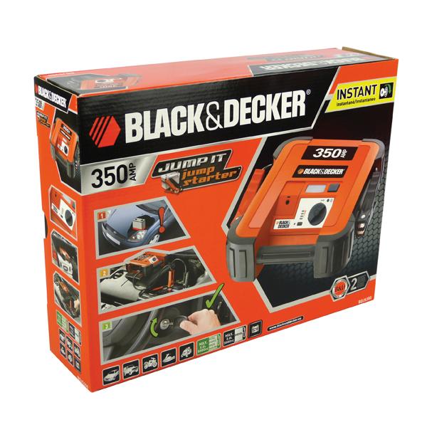 BDJS350 Starthjälp Black&Decker - Billiga märkesvaror