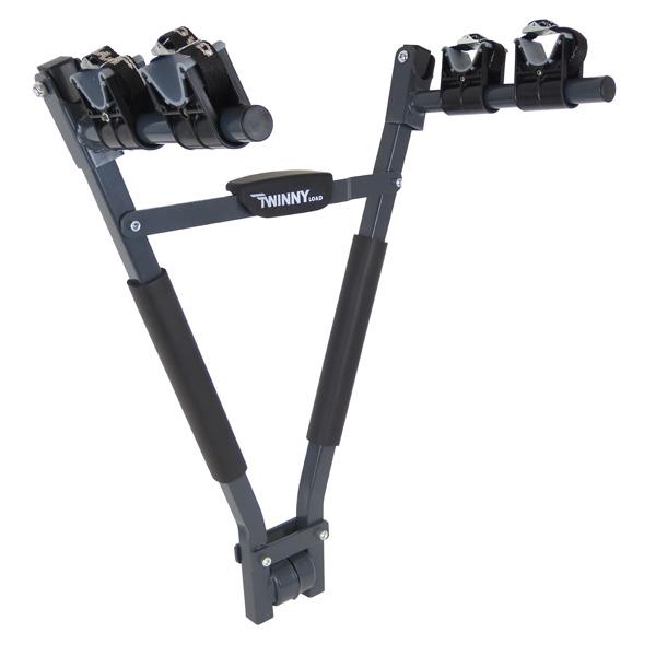 627913020 Porta-bicicleta traseira Twinny Load originais de qualidade