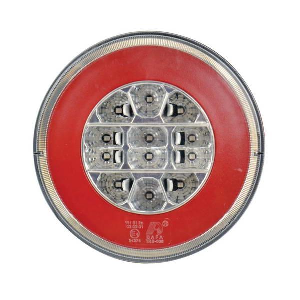 CARPOINT Lampa tylna zespolona Zestaw zaczepu przyczepy, LED 0414053 KAWASAKI
