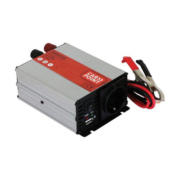 0510351 CARPOINT max 600W, mit Sicherung Wechselrichter 0510351 günstig kaufen
