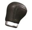 CARPOINT 2512790 Universal-Schaltknauf Aluminium, Leder, Universal reduzierte Preise - Jetzt bestellen!