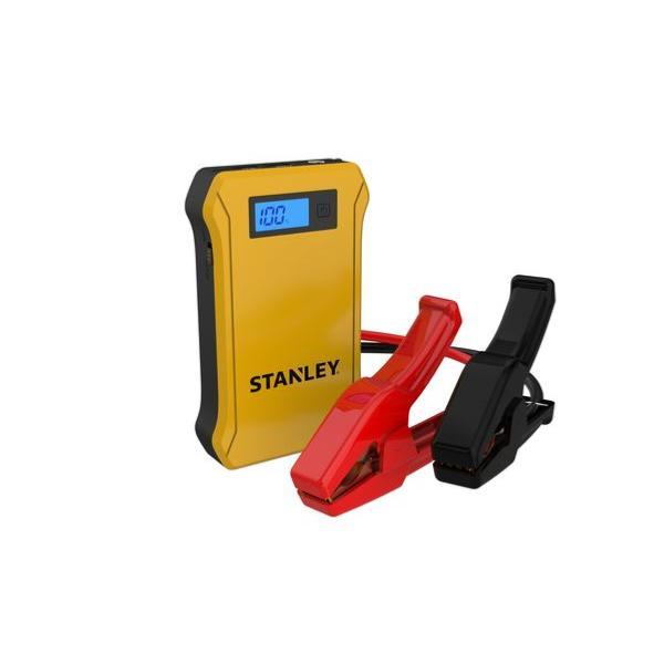 SXAE00125 Stanley Batterikapacitet: 7.2Ah, med batteritillståndsvisning, med belyst LCD-visning, Köldstartström: 350A Starthjälp SXAE00125 köp lågt pris