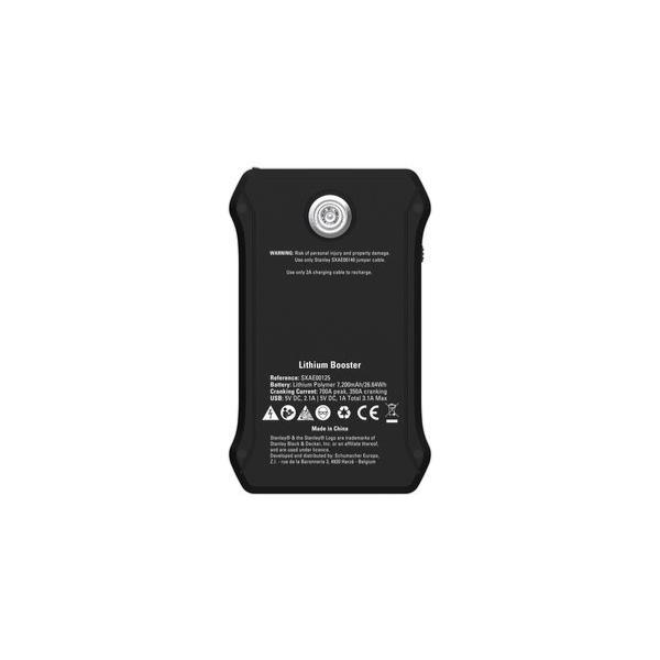 SXAE00125 Starthjälp Stanley - Billiga märkesvaror