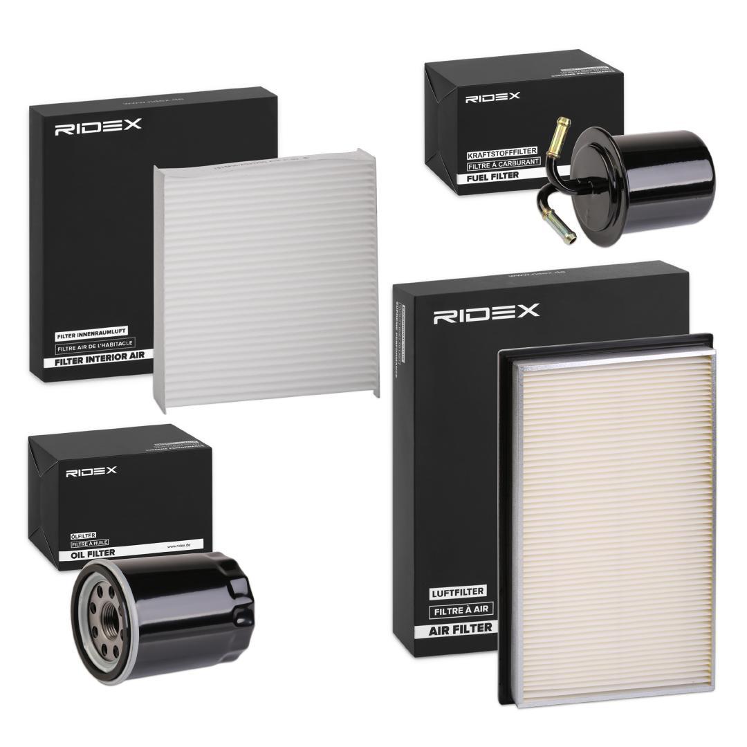 Buy original Filter set RIDEX 4055F25811
