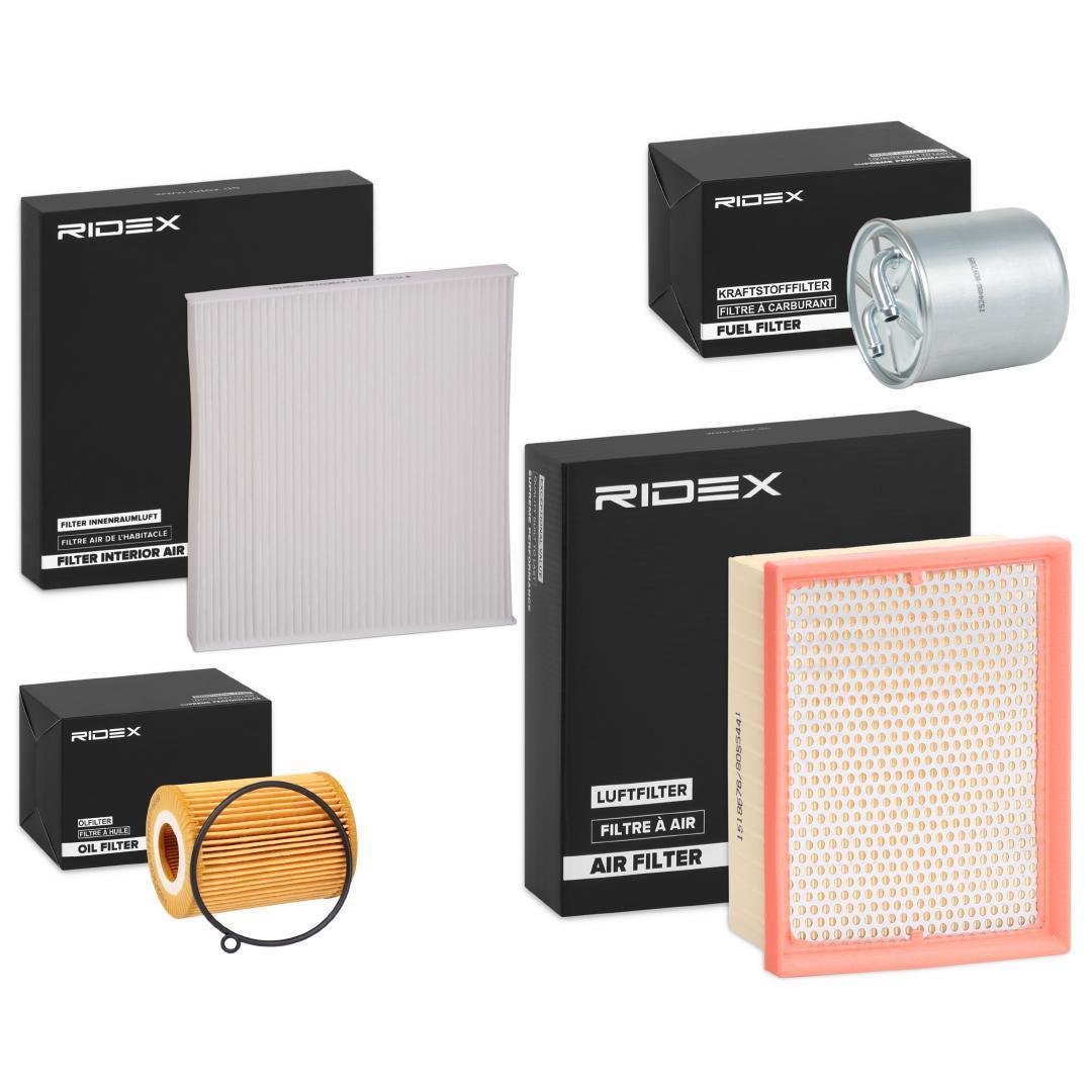 Buy original Filter set RIDEX 4055F27048