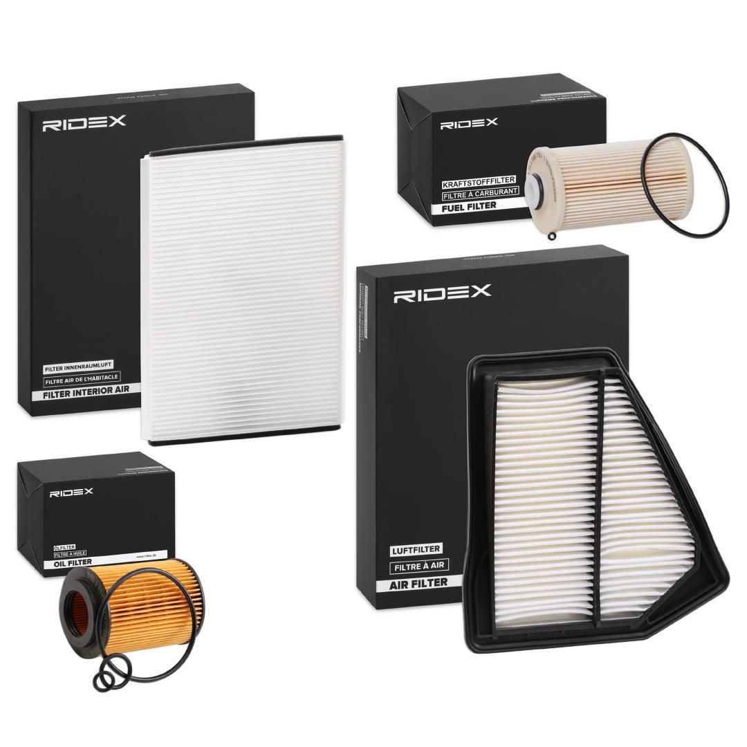 Buy original Filter set RIDEX 4055F28247