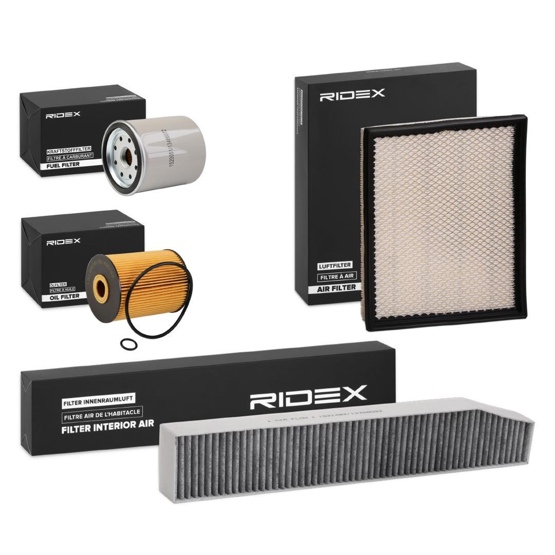 RIDEX: Original Filter-Satz 4055F28944 ()