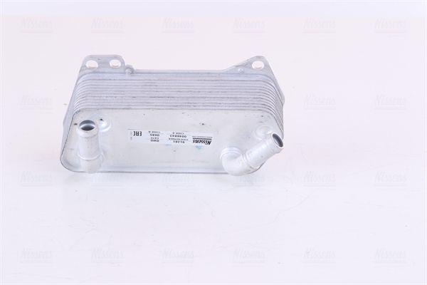 AUDI 50 Getriebeölkühler - Original NISSENS 91281