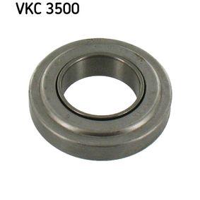 Ausrücklager VKC 3500 mit vorteilhaften SKF Preis-Leistungs-Verhältnis