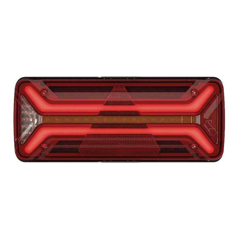 Fanali posteriori 25-4120-011 Aspock — Solo ricambi nuovi