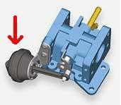 710336 Вакуум контролен клапан, рециркулация на изгорелите газове WAHLER - опит