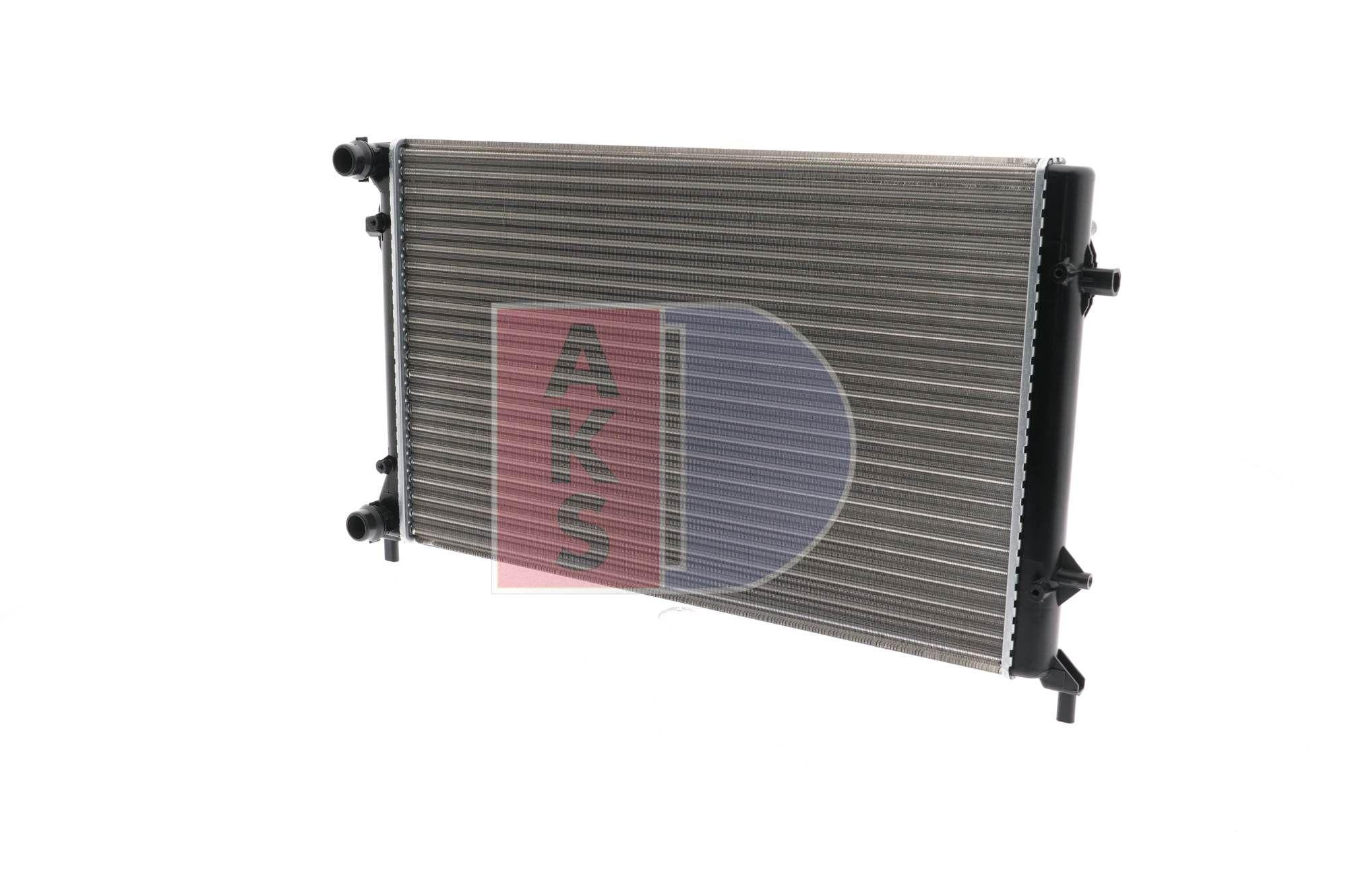 Kylare, motorkylning AKS DASIS 040023N Recensioner