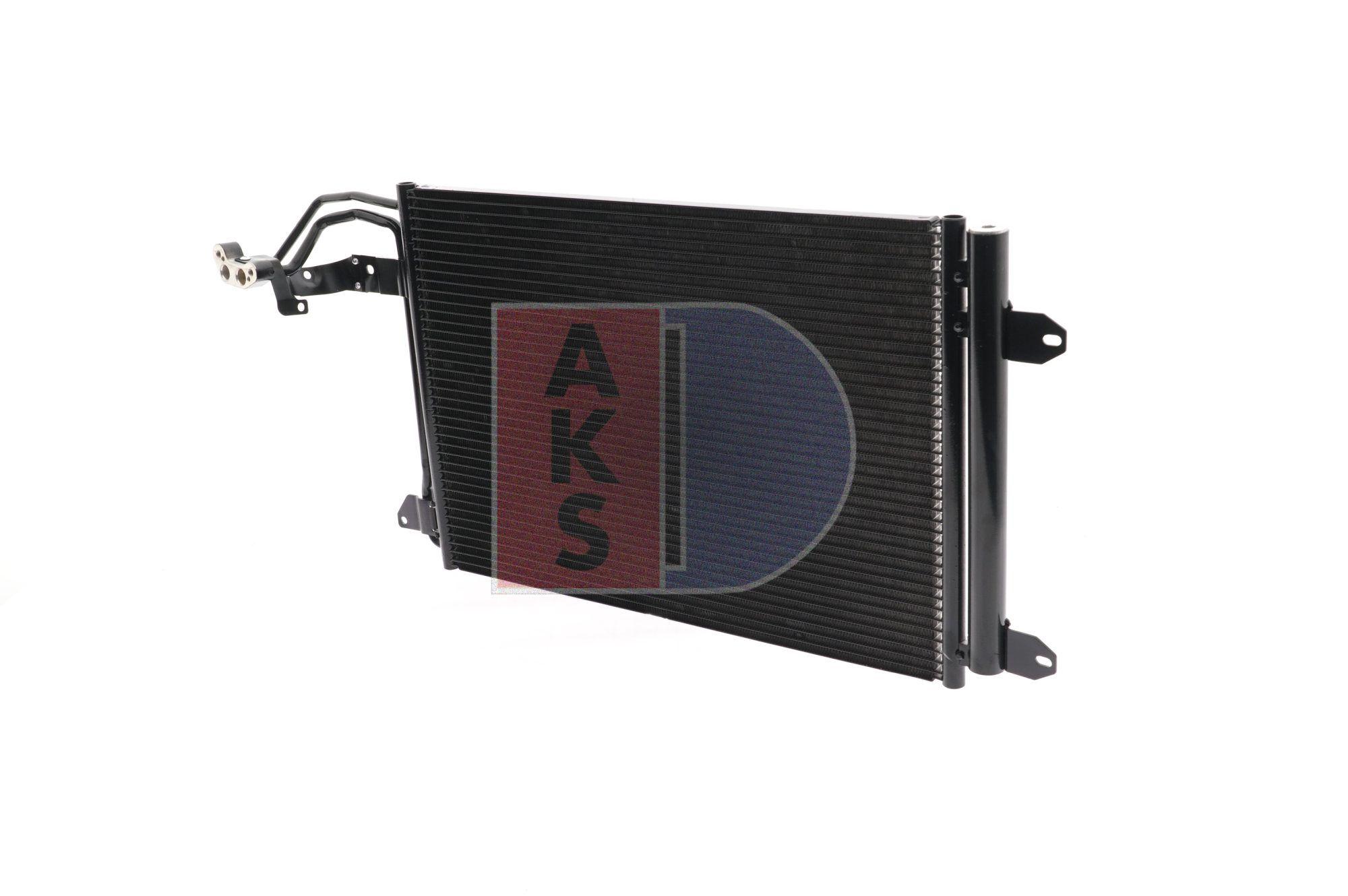 Kondensor, klimatanläggning AKS DASIS 042008N Recensioner