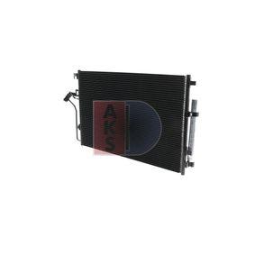Airco, Verwarming Aks Dasis Kondensator Klimaanlage Klimakondensator Klimakühler 042340n