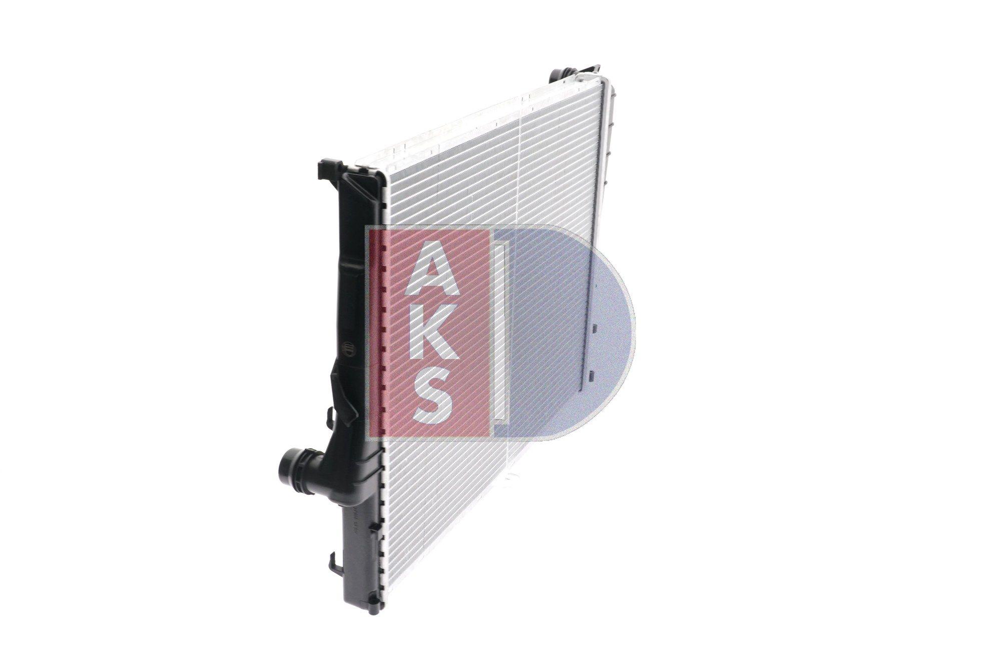 050004N Kühler Motorkühlung AKS DASIS in Original Qualität