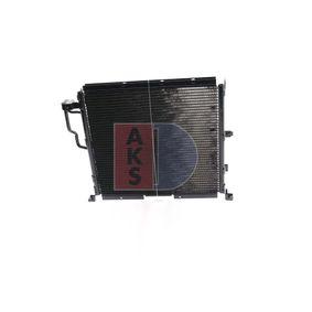 Kondensator Klimaanlage 052250N