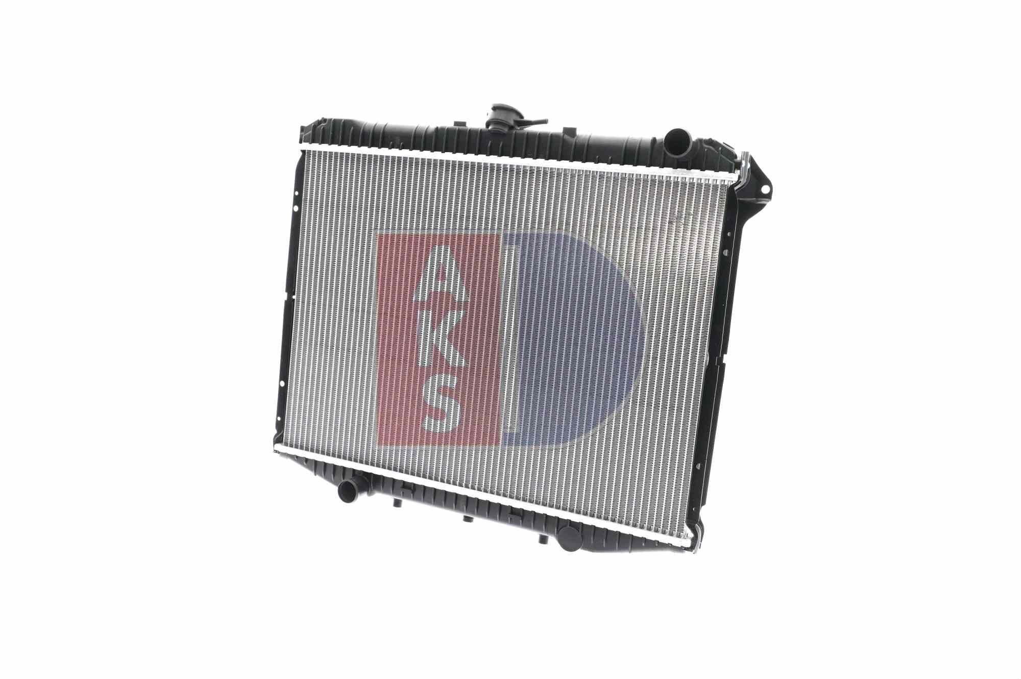 AKS DASIS: Original Autokühler 070290N (Netzmaße: 453x645x40)