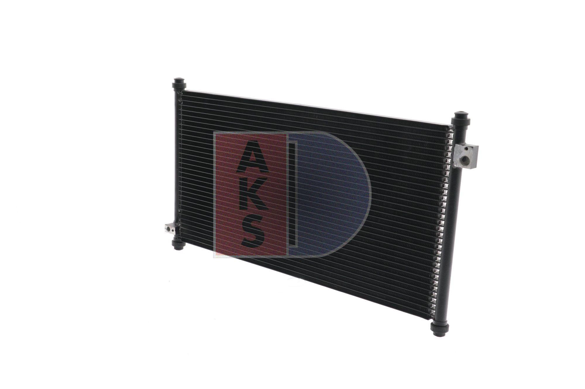 OE Original Klimakondensator 102003N AKS DASIS