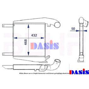 Ladeluftkühler AKS DASIS 137390N mit 18% Rabatt kaufen