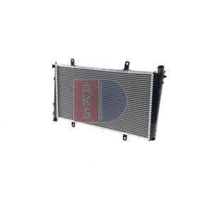 140014N AKS DASIS Kühlrippen gelötet Netzmaße: 622x330x27 Kühler, Motorkühlung 140014N günstig kaufen