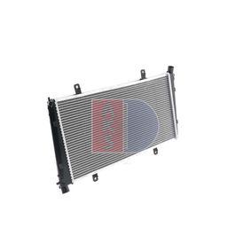 Kühler, Motorkühlung 140014N von AKS DASIS