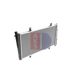 140014N Kühler, Motorkühlung AKS DASIS Test