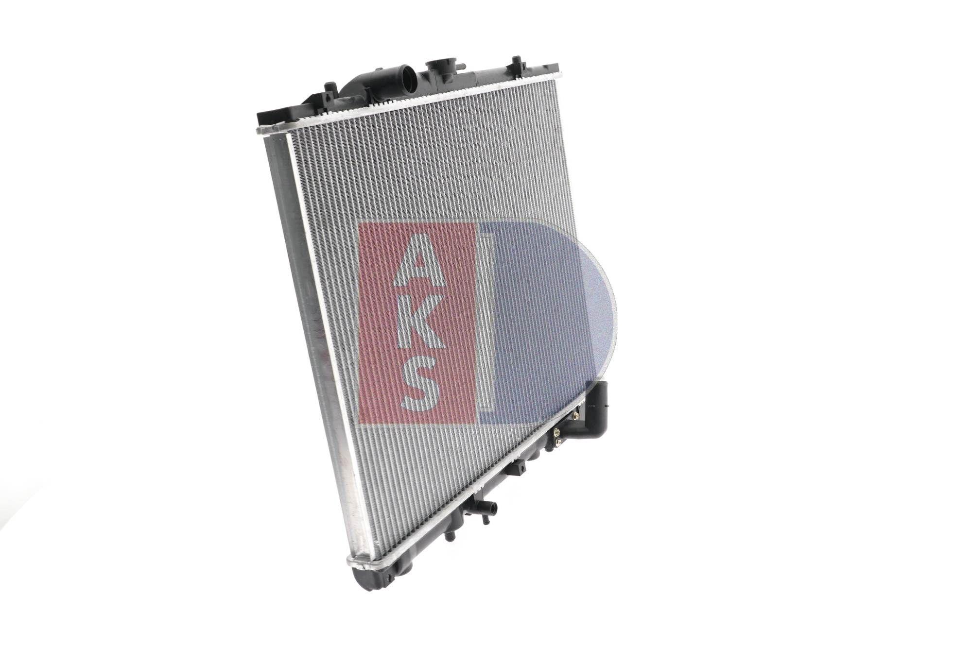 Kühler, Motorkühlung 140017N von AKS DASIS