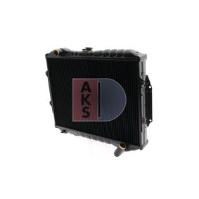 140033N AKS DASIS Kühlrippen gelötet Netzmaße: 425x598x32 Kühler, Motorkühlung 140033N günstig kaufen