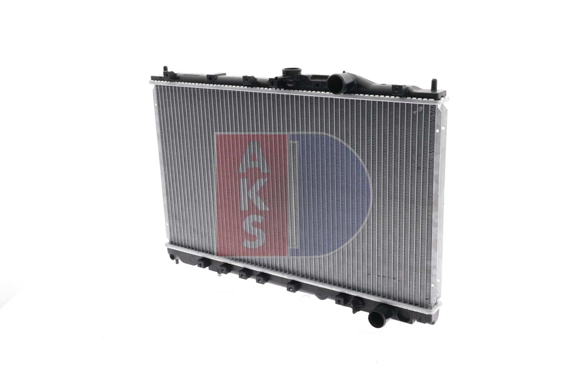 140100N AKS DASIS Kühlrippen gelötet Netzmaße: 375x660x27 Kühler, Motorkühlung 140100N günstig kaufen
