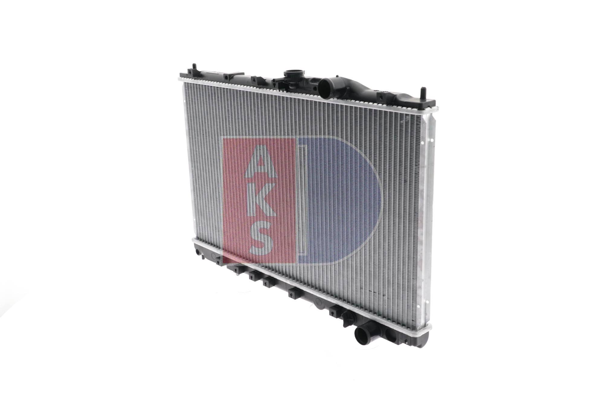 AKS DASIS   Kühler, Motorkühlung 140100N