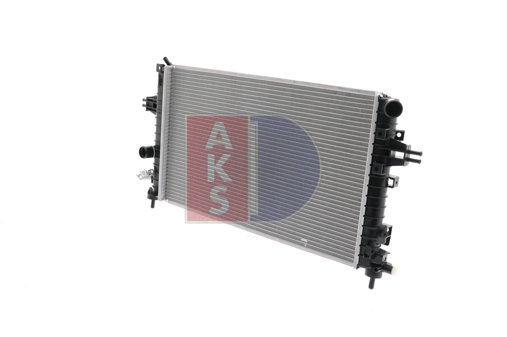Kühler, Motorkühlung AKS DASIS 150056N Bewertungen