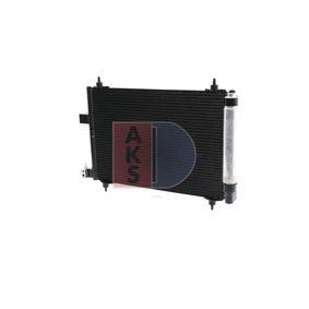 162013N AC Kondensor AKS DASIS - Billiga märkesvaror
