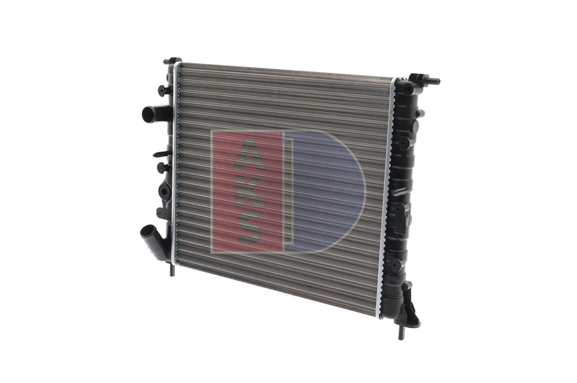 180240N AKS DASIS Kühlrippen mechanisch gefügt Netzmaße: 428x378x28 Kühler, Motorkühlung 180240N günstig kaufen