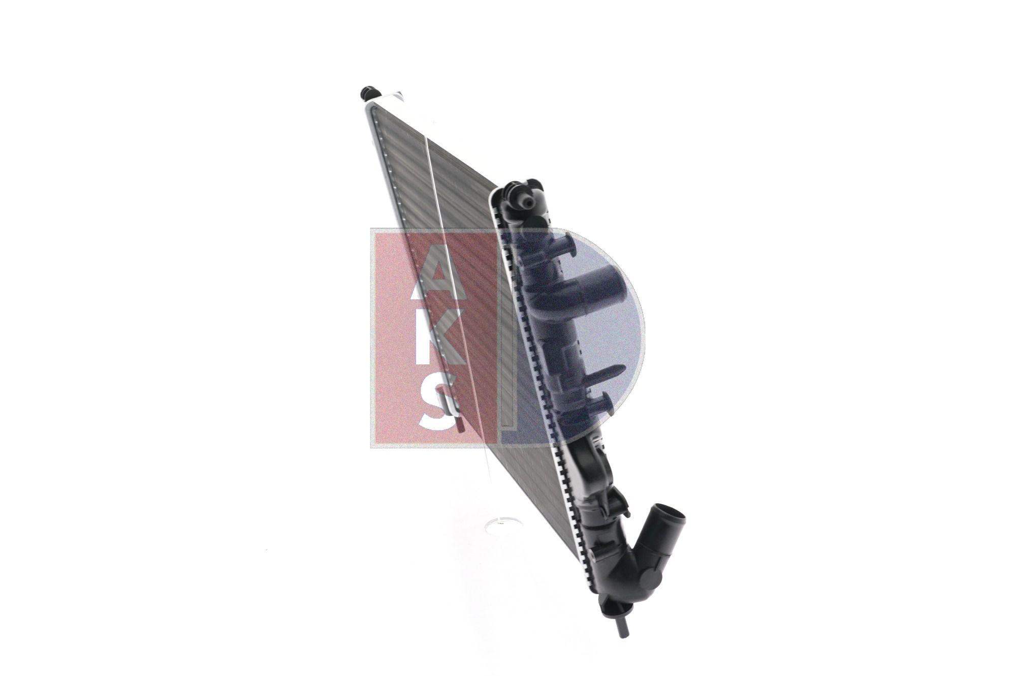 180240N Kühler Motorkühlung AKS DASIS in Original Qualität