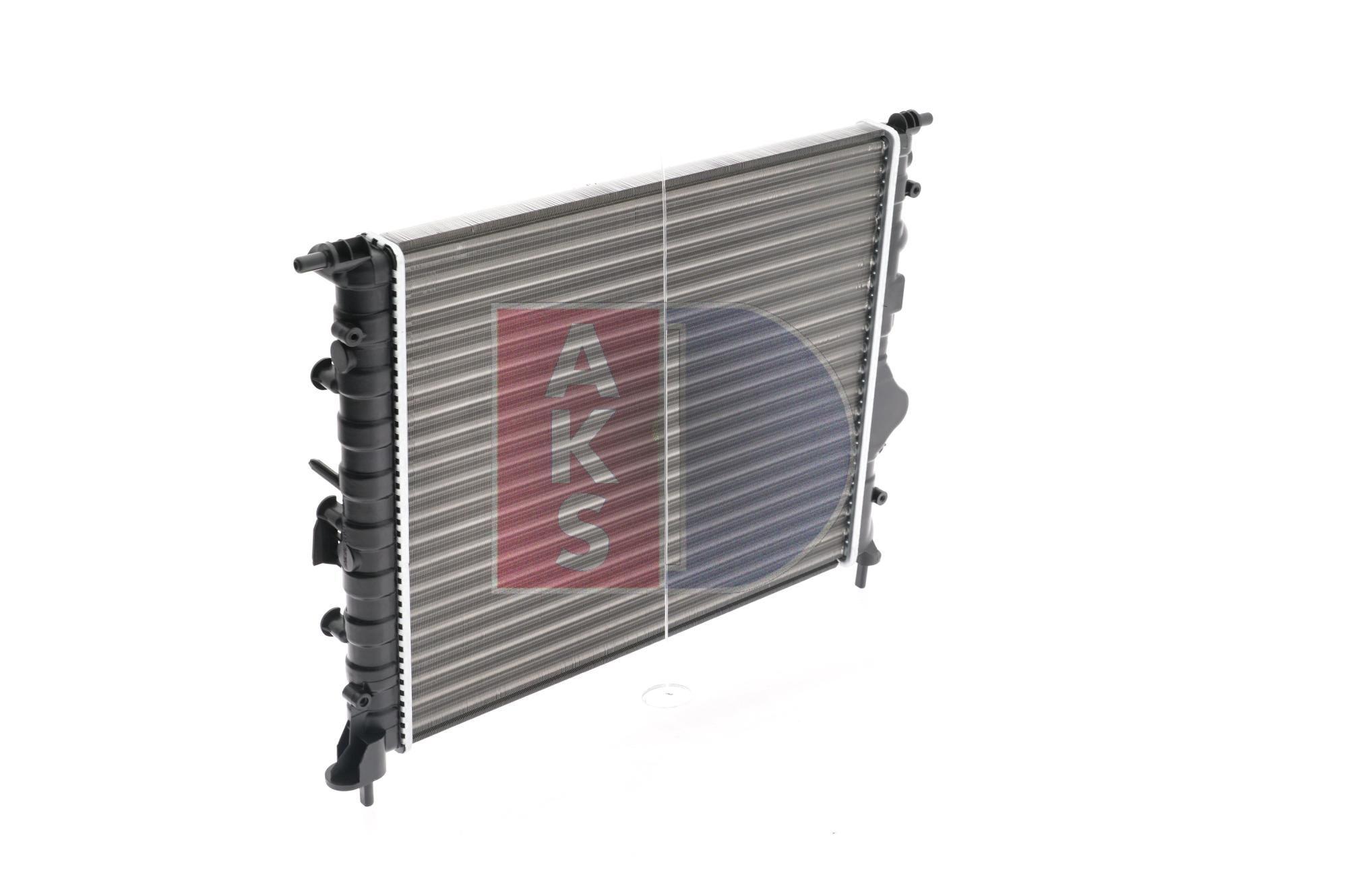 Kühler, Motorkühlung 180240N von AKS DASIS