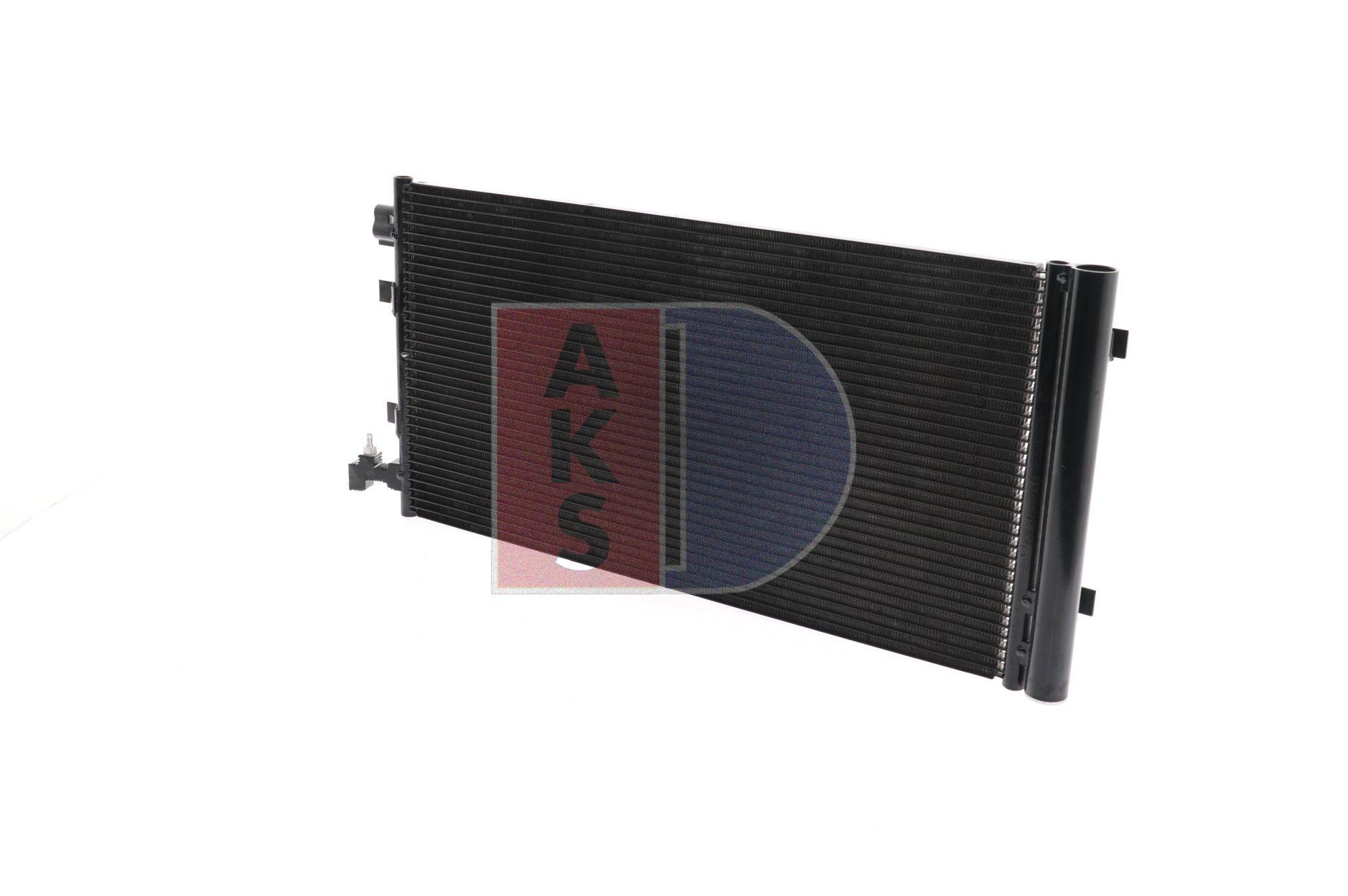 OE Original Klimakühler 182042N AKS DASIS