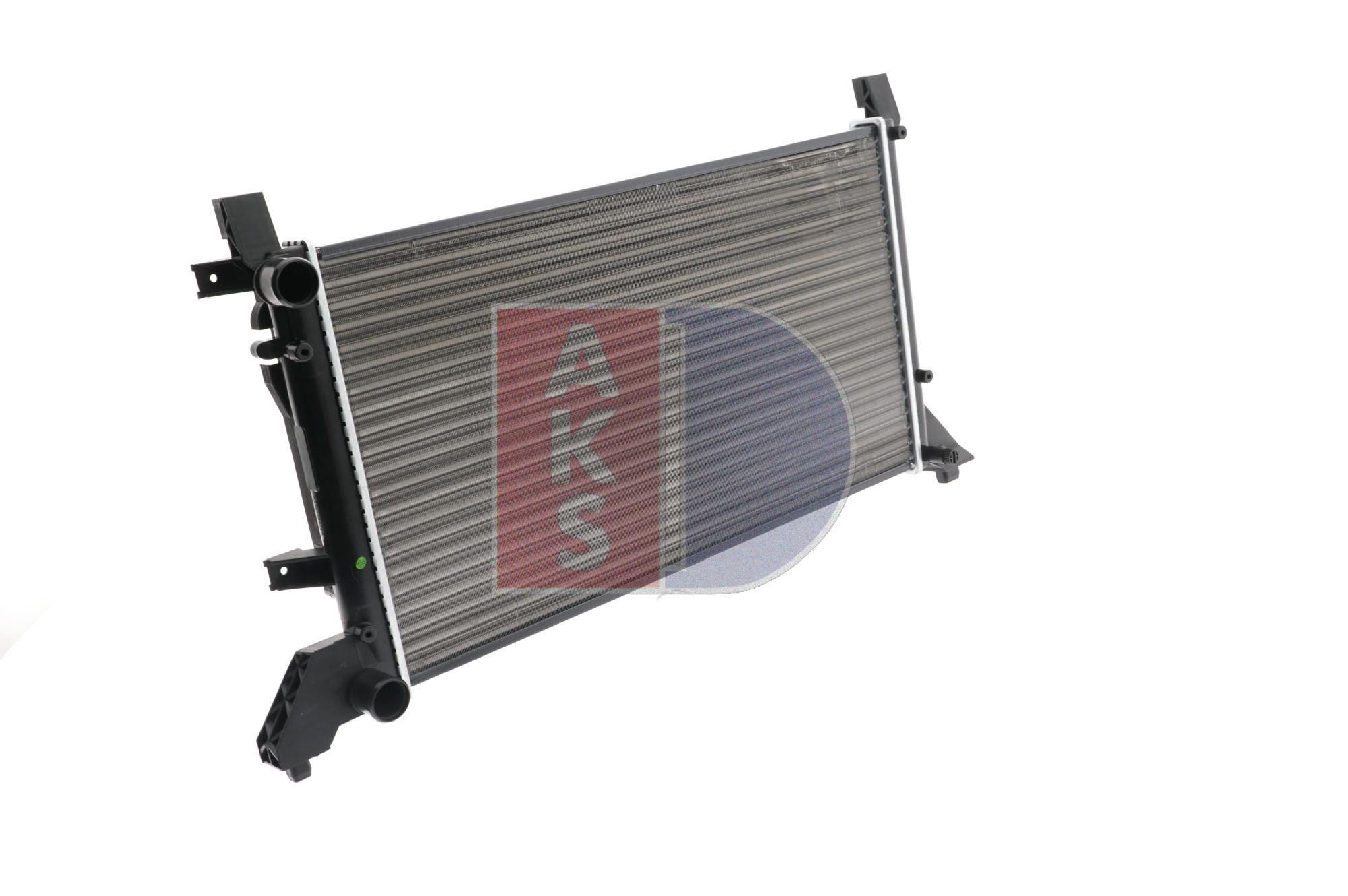 AKS DASIS | Kühler, Motorkühlung 240070N