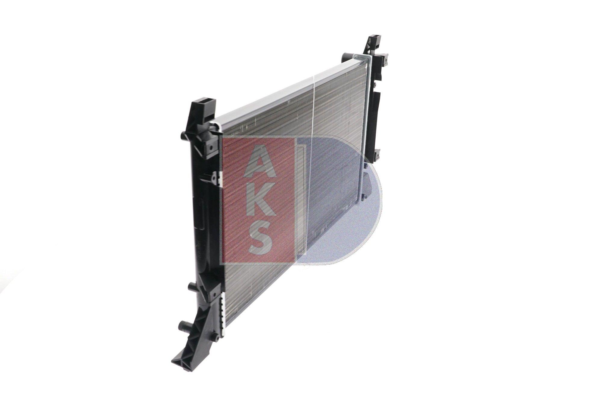 240070N Kühler, Motorkühlung AKS DASIS Test