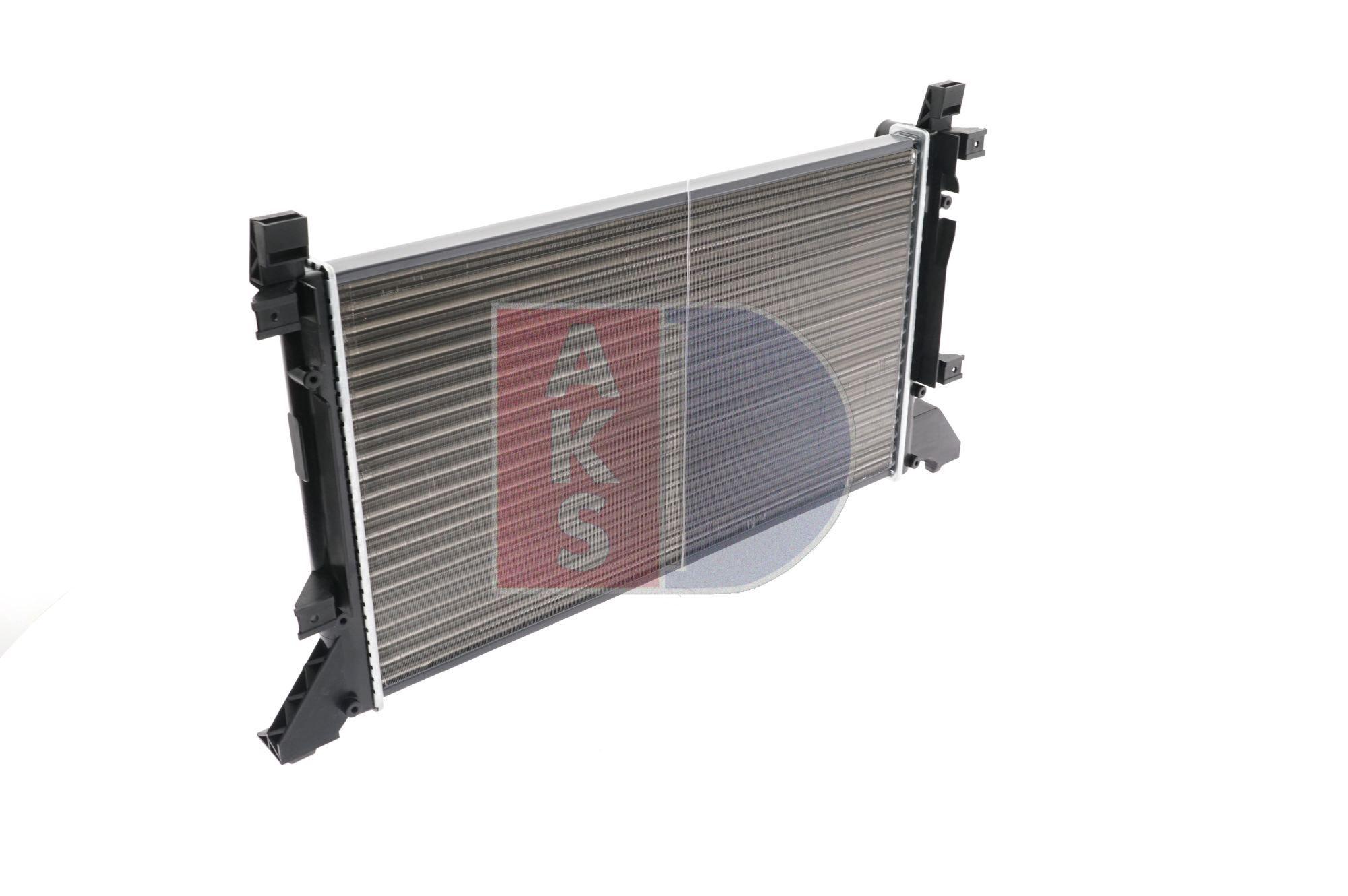 Kühler, Motorkühlung 240070N von AKS DASIS