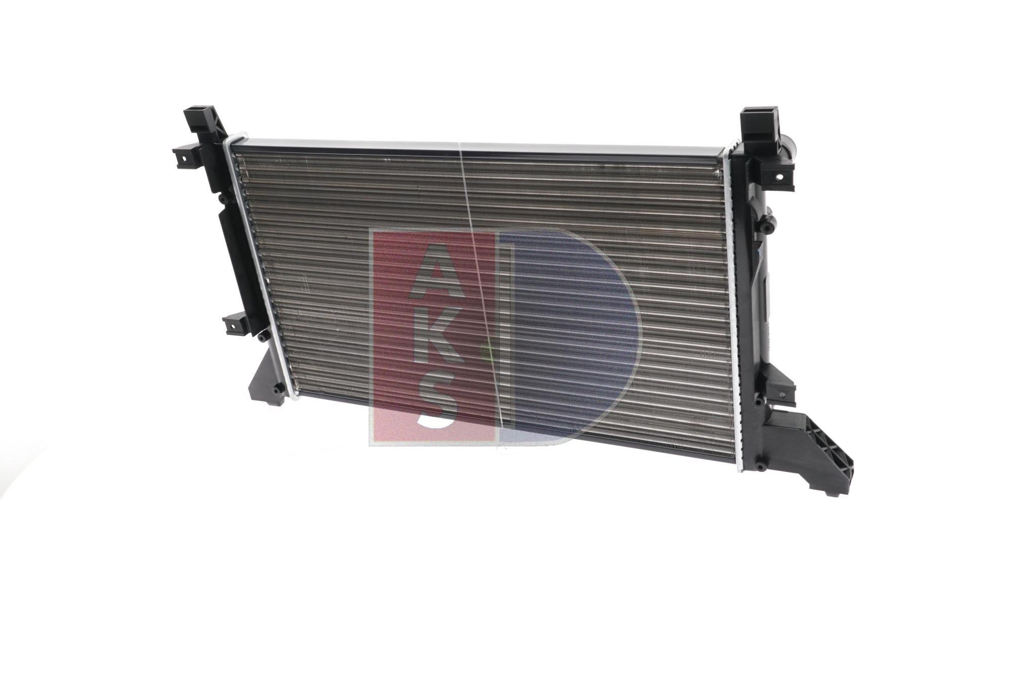 240070N Kühler AKS DASIS - Markenprodukte billig