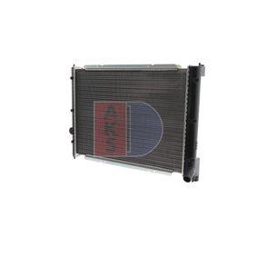 240400N AKS DASIS Kühlrippen mechanisch gefügt Netzmaße: 570x440x45 Kühler, Motorkühlung 240400N günstig kaufen