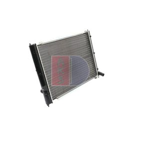 Kühler, Motorkühlung 240400N von AKS DASIS