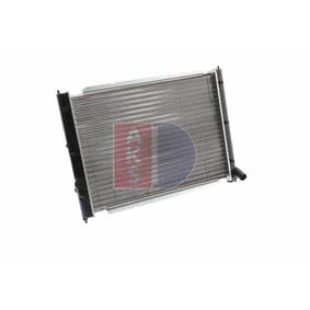 AKS DASIS | Kühler, Motorkühlung 240400N