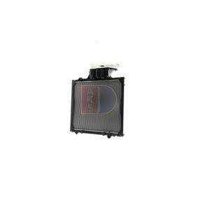 Kühler, Motorkühlung AKS DASIS 260012N mit 27% Rabatt kaufen