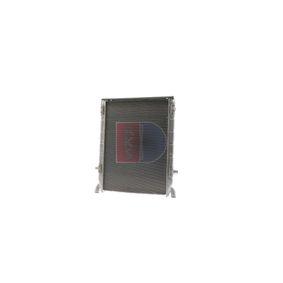 Kühler, Motorkühlung AKS DASIS 270004N mit 24% Rabatt kaufen