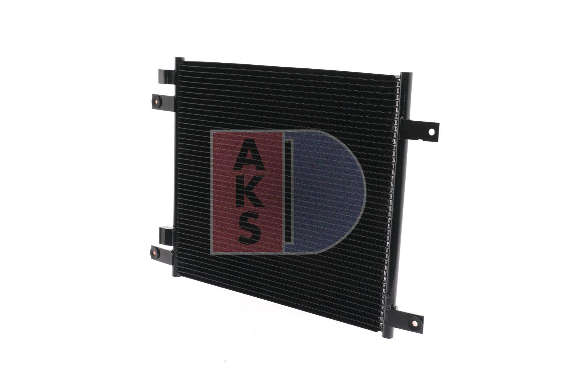 AKS DASIS Kondensor, klimatanläggning 292002N - köp med 33% rabatt
