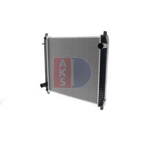 Kühler, Motorkühlung AKS DASIS 400008N mit 34% Rabatt kaufen