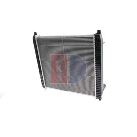 400008N Kühler, Motorkühlung AKS DASIS online kaufen