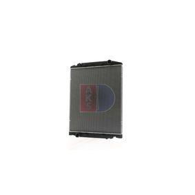 Kühler, Motorkühlung AKS DASIS 400020N mit 33% Rabatt kaufen